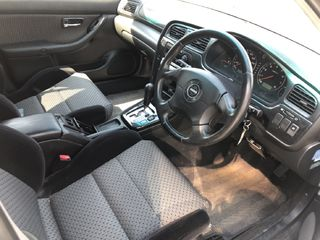 interior photo of car BE5 - 2002 Subaru LEGACY B4 - SILVER