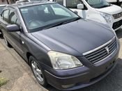 front photo of car ZZT240 - 2003 Toyota PREMIO A18 G PACKAGE LTD - GREY