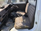 interior photo of car DB71T - 1989 Suzuki CARRY TRUCK 4WD - WHITE
