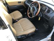 interior photo of car M110A - 2000 Toyota DUET  - WHITE