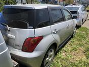 back photo of car NCP65 - 2003 Toyota IST 1.5F - SILVER