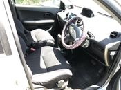 interior photo of car NCP65 - 2003 Toyota IST 1.5F - SILVER
