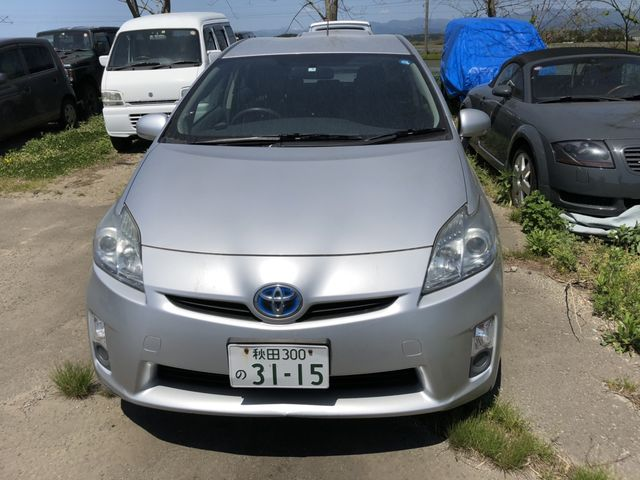 39230971 of car ZVW30 - 2009 Toyota PRIUS  - SILVER