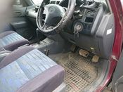 interior photo of car SXA11 - 1995 Toyota RAV4  - RED
