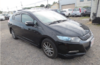 front photo of car ZE2 - 2009 Honda INSIGHT 1.3l - BLACK