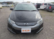 back photo of car ZE2 - 2009 Honda INSIGHT 1.3l - BLACK